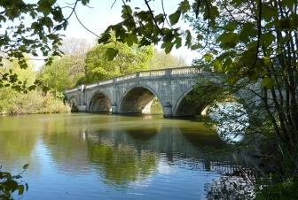 Clumber Bridge, Clumber Park, Sherwood Forest