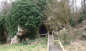 Robin Hood Cave, Creswell Crags Sherwood Forest