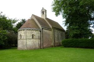 Steetley Chapel Sherwood Forest